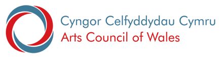 Arts Council of Wales logo