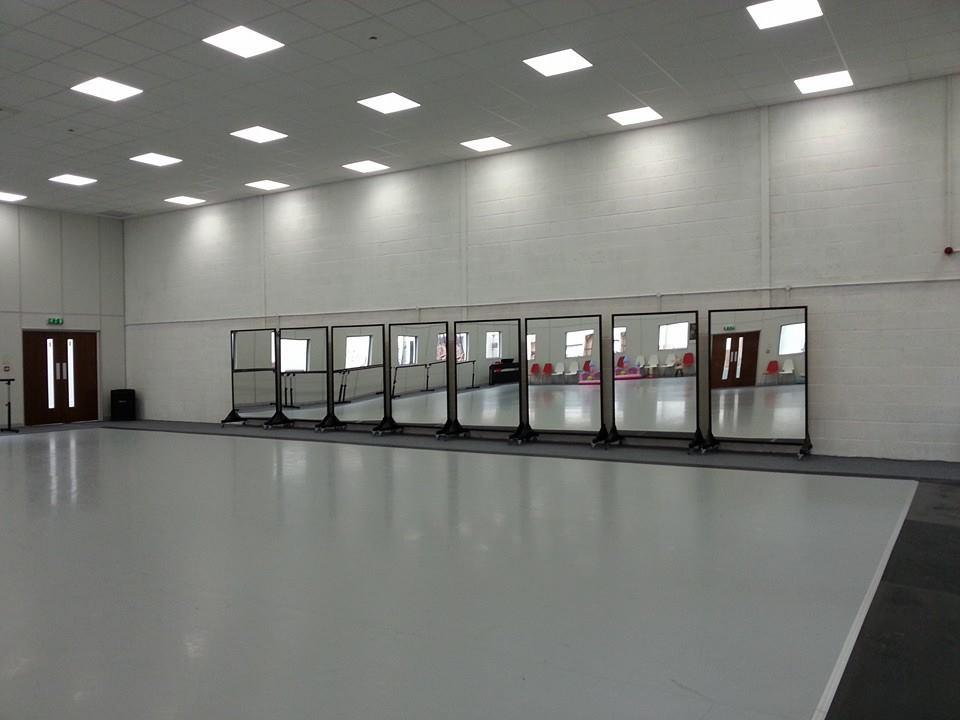 Amazing New Mirrors