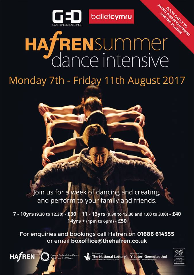 newtown hafren summer course
