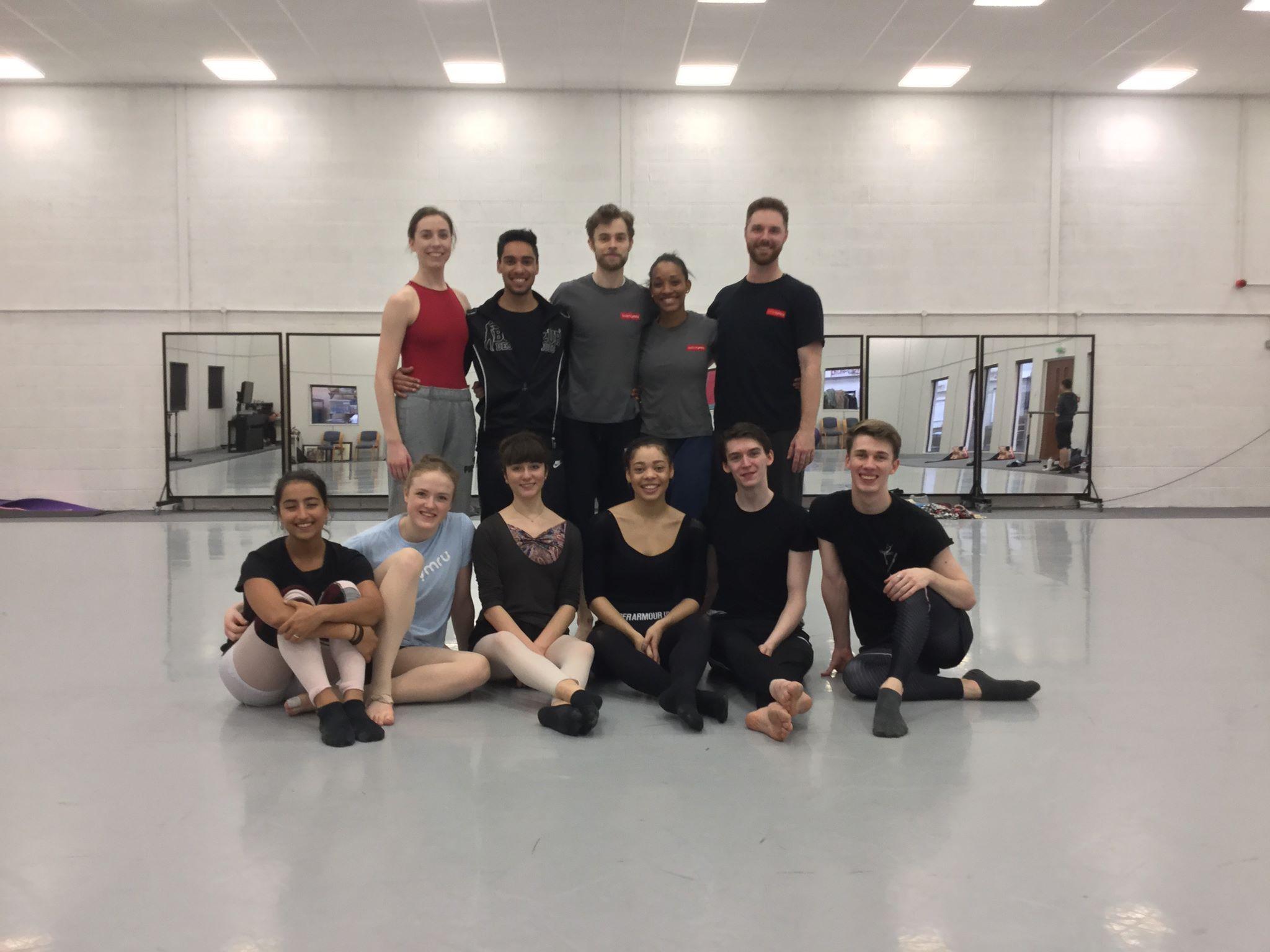 new dancers 2018