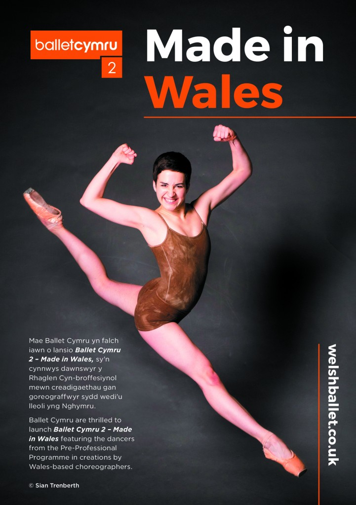 Made in Wales Leaflet